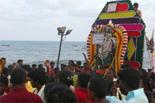 Masi Magam Festival, Pondicherry