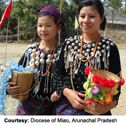 peoples in arunachal