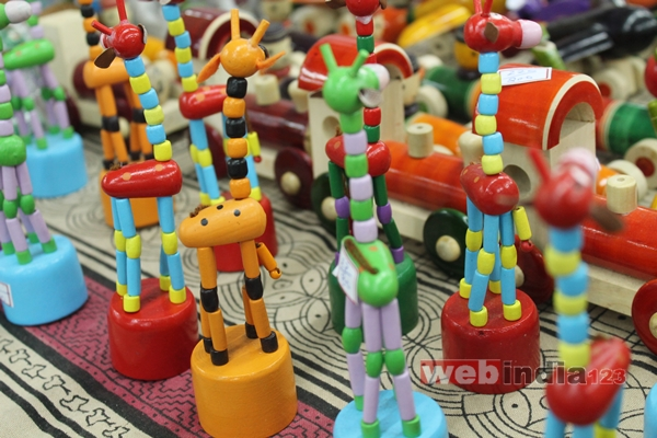 Exhibition Of Gujarat Handicrafts And Handloom Photo 3 Gujarat
