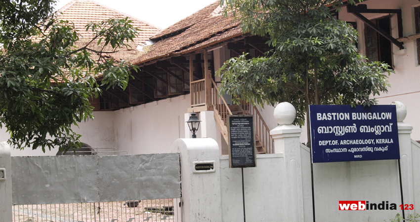Bastion Bungalow Fort Kochi