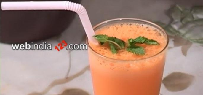 Carrot Lemon Juice