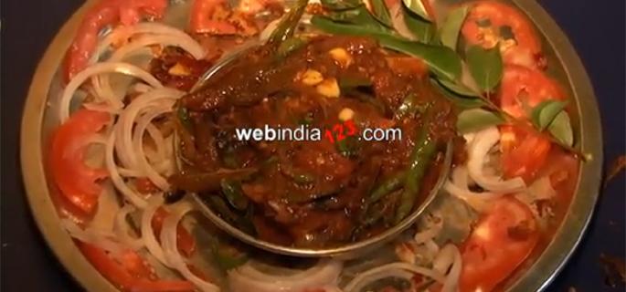 Vattalmulakku Fish Curry
