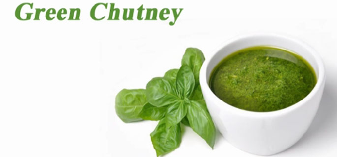 how to make green pawpaw chutney