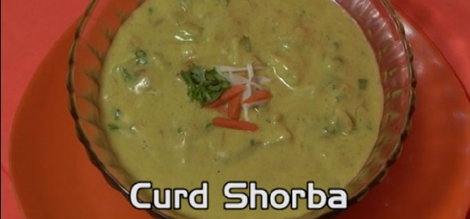 Curd Shorba