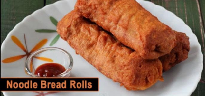 Noodles Bread Rolls
