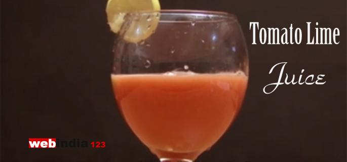 Tomato Lime Juice