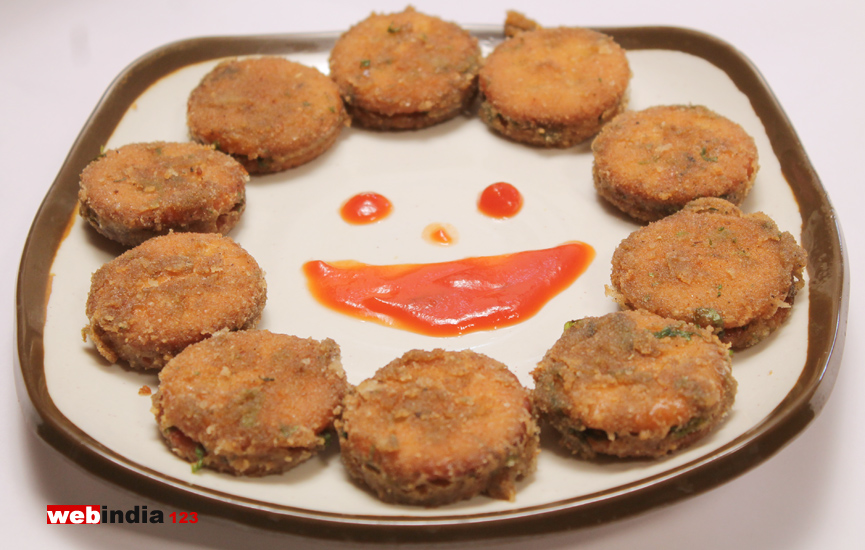Biscuit Cutlet