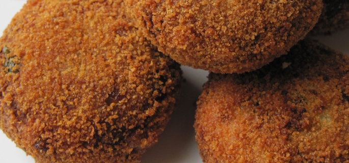 Crab Cutlet Recipe How To Make Crab Cutlet