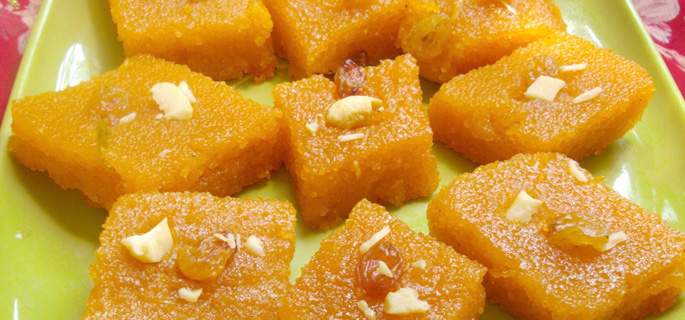 Kesari Recipe, How to make Kesari