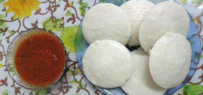 how to make suji idli in microwave