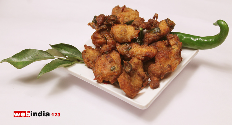 Chicken Pakoda