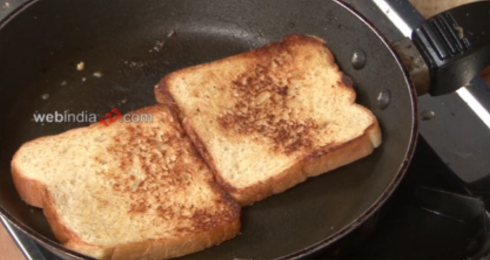 toast bread slices