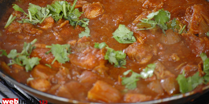 Kadai Chicken Recipe, How to make Kadai Chicken