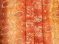 Kantha Work - Indian embroidery