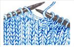 Knitting - Basic Knit Stitch
