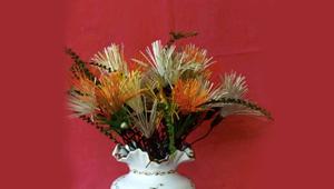 Fishwire Flowers