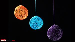 Balloon Thread Balls