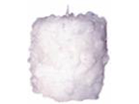 Frosted Candle