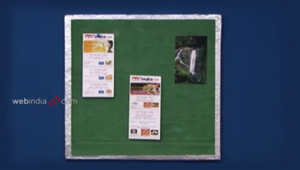 Easy Bulletin Board