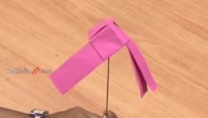 Paper Fan Windmill