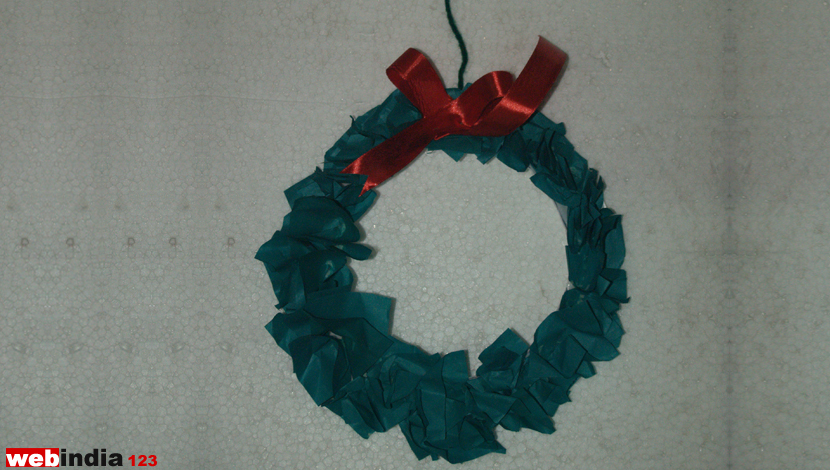 paper plate wreath how to make paper plate wreath craft