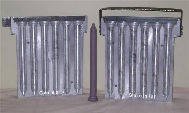 Plain Candle Mould