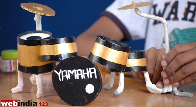 DIY Drum Kit