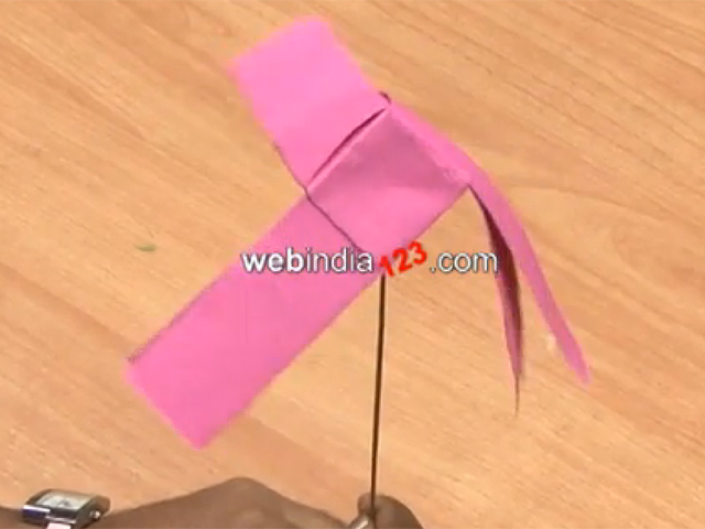 Paper Fan Windmill