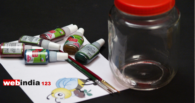 glass painting how to make glass painting craft