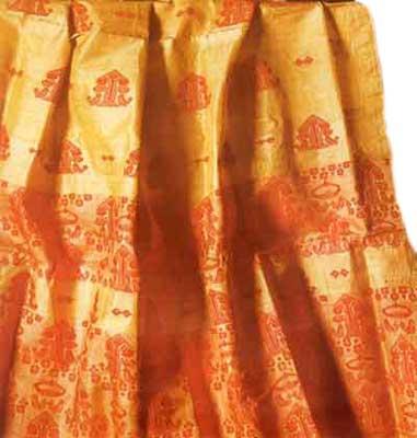 Crafts Of Assam Assamese Muga Silk Saree Indian Handicrafts