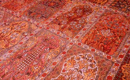 Crafts Of Jammu And Kashmir Weaving And Embroidery Carpets