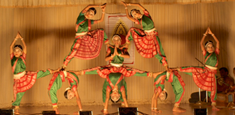 Folk Dances In Indian States