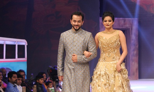 Kerala Fashion League 2016 Part 1