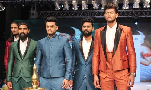 Kerala Fashion League 2016 Part 2