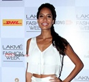 Bollywood+actor+Lisa+Haydon+during+the+Lakme+Fashion+Week+%28LFW%29+Summer%2F+Resort+2014+in+Mumbai%2C+India+on+March+11%2C+2014