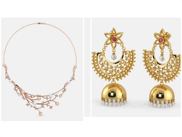 Flaunt your jewellery in style this festive season