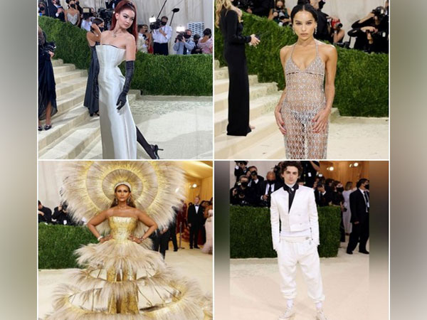 For those who missed it - Check out fashion Choices of Met gala