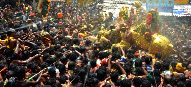 Rai Damodar Varta and Panchuka Festival of Orissa