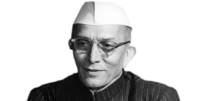 Morarji Desai ahmedabad mill strike
