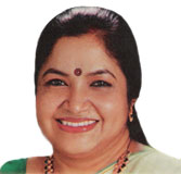 date of birth july 27 1963 family husband vijayashankar daughter