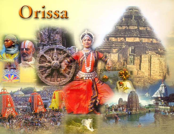 Orissa Tour Packages From Delhi