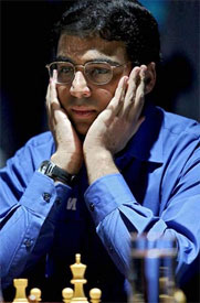 Viswanathan Anand, Chess Player, India's First Grandmaster, the ...