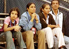 Importance Of Exercise Essay Sania Played Her First International Tournament In  When She  Represented India At The World Junior Championship At Jakarta Mirzas Big  Boost Came In  Senior Project Essay also Topics English Essay Sania Mirza  Tennis Player Indian Sports Personalities Essay On Being Honest