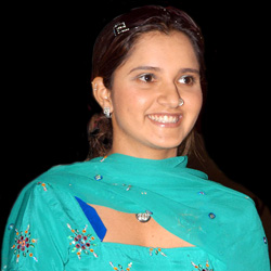 The highest ranked Indian tennis sensation Sania Mirza has achieved a lot of ...