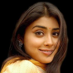 Thesouth Indian actress Shriya