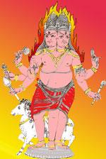 Vedic Gods - Indra- Agni-Surya- Varuna- Vayu -religion of India