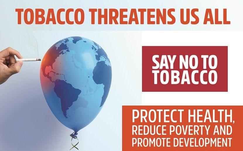World No Tobacco Day!