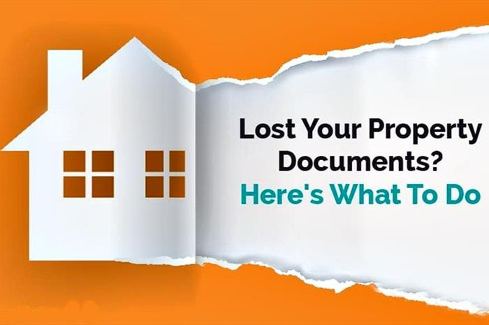 Lost Your Original Property Papers?