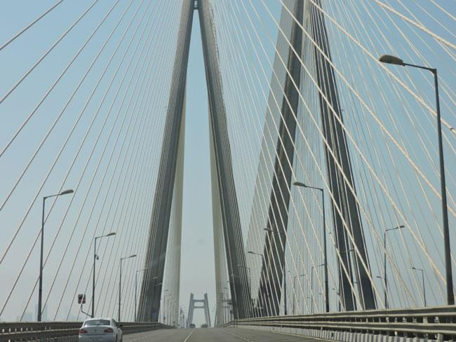 Rajiv Gandhi Sea Link, Mumbai