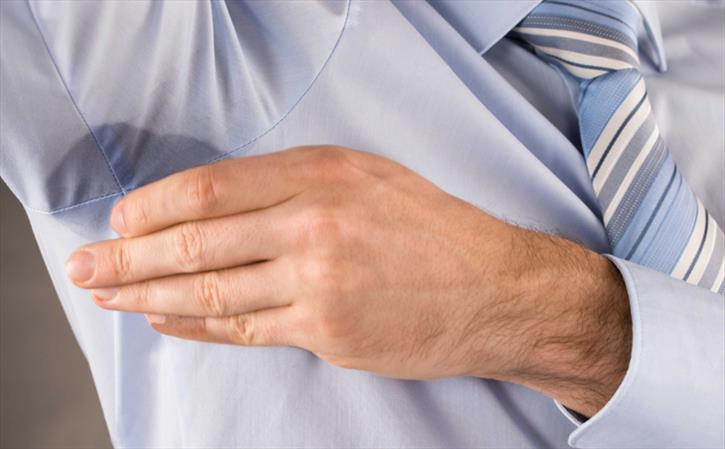 Do not let excessive sweating and related body odor stain your personality